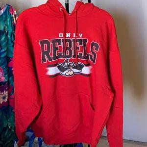 UNLV Rebels hooded sweatshirt